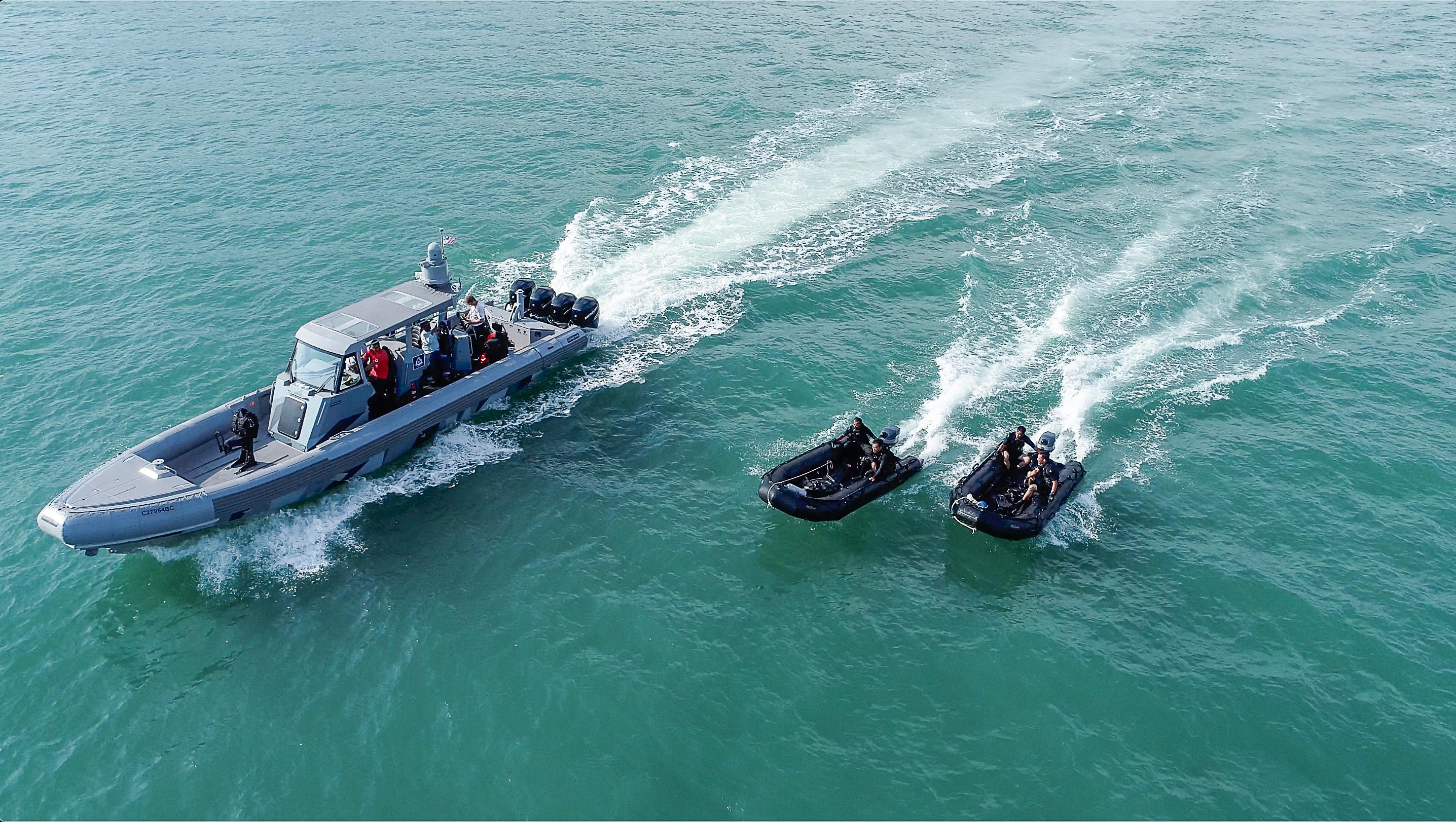 zodiac hurricane boat interceptor